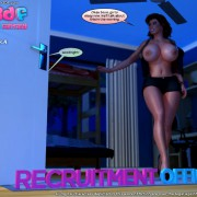 Art by Y3DF – Recruitment Office (Update)