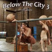 Art by Blackadder – Below the City 3