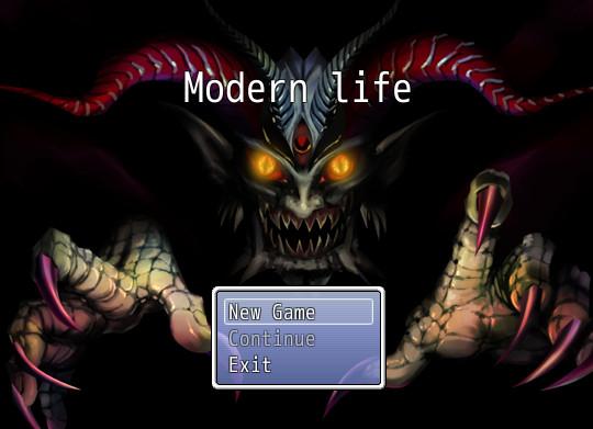 Whiteraven – Modern life (InProgress) Ver.0.2