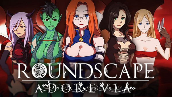 Red Dakkar - Roundscape: Adorevia (Update) Ver.1.5