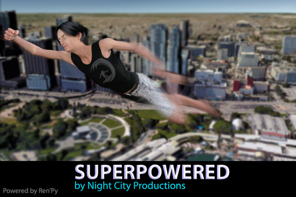 Night City Productions - SuperPowered (Update) Ver.0.08