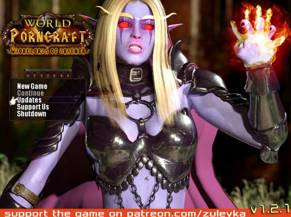 Zuleyka - World of Porncraft - Whorelords of Draenor (Update) Ver.1.2.2