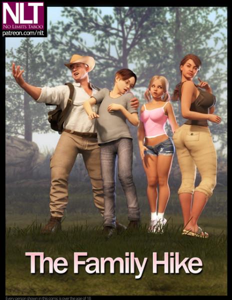 Art by NLT Media – The Family Hike