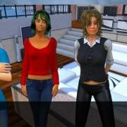 WhiskeyRose - The Guardian Angel - Futa on Female Ver.1.0