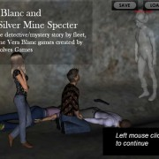 Fleet - Vera Blanc and the Silver Mine Specter