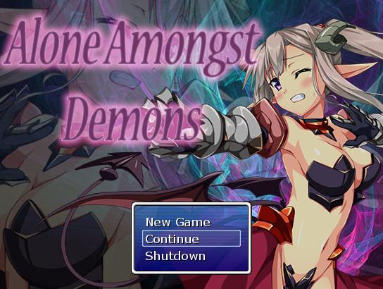Gjbindels - Alone Amongst Demon (Full)