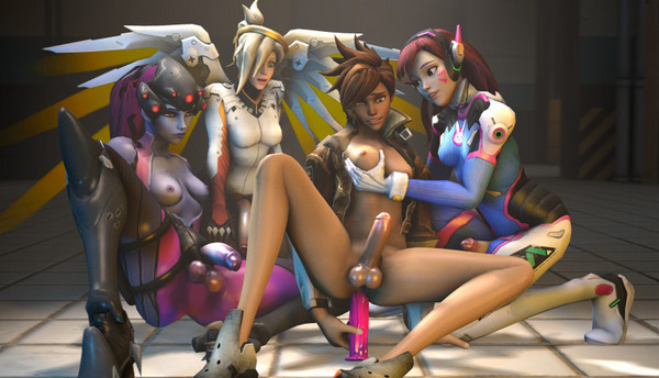 Overwatch - Collection Porn Videos (955 Files/mp4, flv, webm, mov)