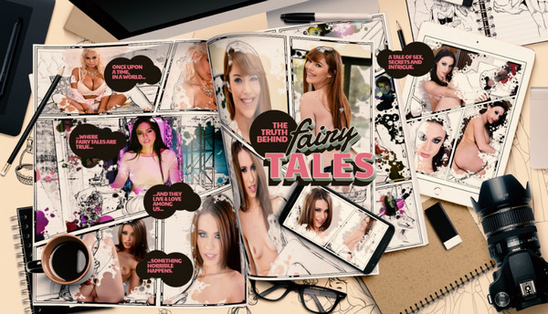Lifeselector – The Truth Behind Fairy Tales