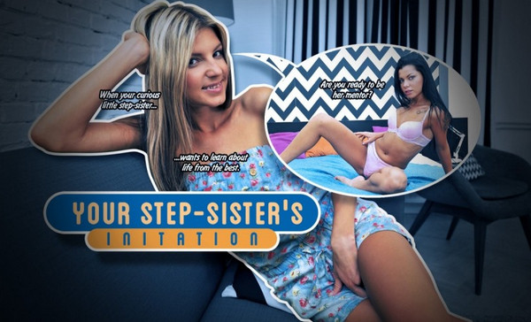 Lifeselector – Your Step-Sister's Initiation