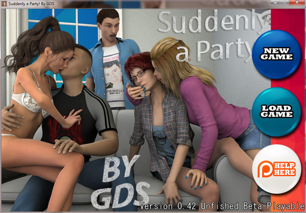 GDS - Suddenly a Party (Beta) Ver.0.42