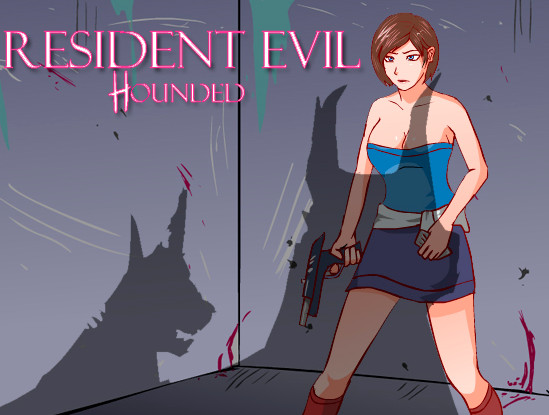 Resident Evil Hounded - Short - Hentai Flash