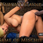Art by Hibbli3D – Knight Elayne Game Of Mischief