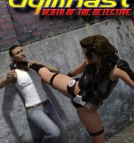 Art by HipComix – The Gymnast – Death of the Detective 1-3