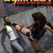 Art by HipComix - The Gymnast - Death of the Detective 1-3