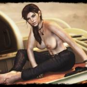 3D Lara Croft Tomb Raider Collection – Mix Arts (Pics+webm)