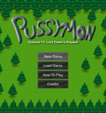 SP3KTR3 – Collection Flash Games Pussymon (Episodes 1-15)