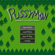 SP3KTR3 - Collection Flash Games Pussymon (Episodes 1-15)