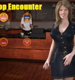 Jill Gates – Coffee Shop Encounter (Full game)