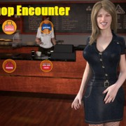 Jill Gates - Coffee Shop Encounter (Full game)