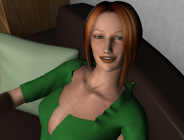 Vdategames - Virtual Date Girls: Anna