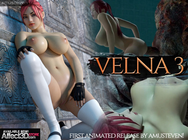 Amusteven - Velna 3 The Animation
