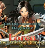 Winter Wolves – Loren The Amazon Princess Ver.1.2.9