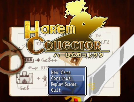 Bad Kitty Games - Harem Collector (Update) September 2016