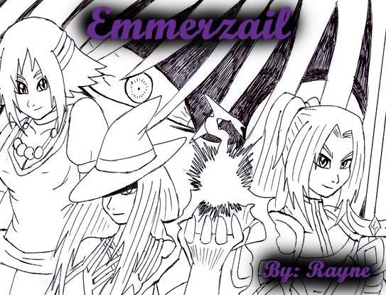 Raindrops Thanatos - Emmerzail: The Orsia Arc Ver.0.60