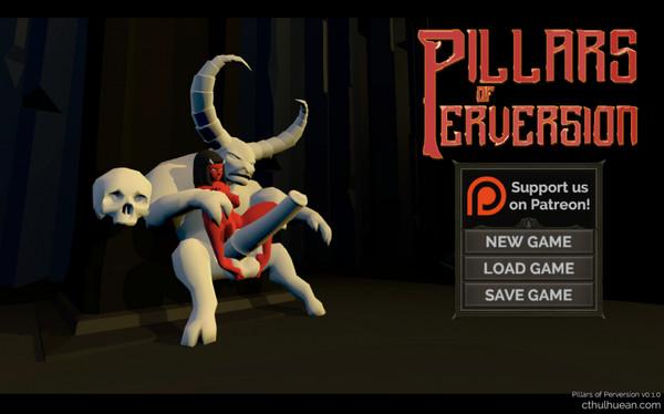 Cthulhuean - Pillars of Perversion (Update) Ver.0.3.4