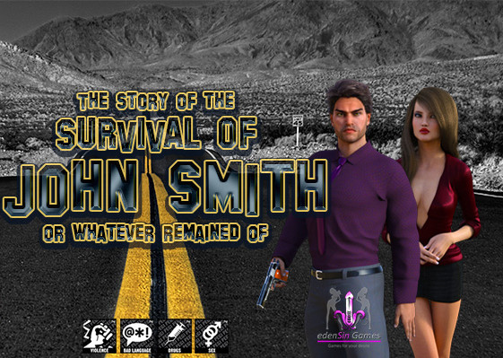 EdenSin - The Story of the Survival of John Smith (Update) Ver.0.04
