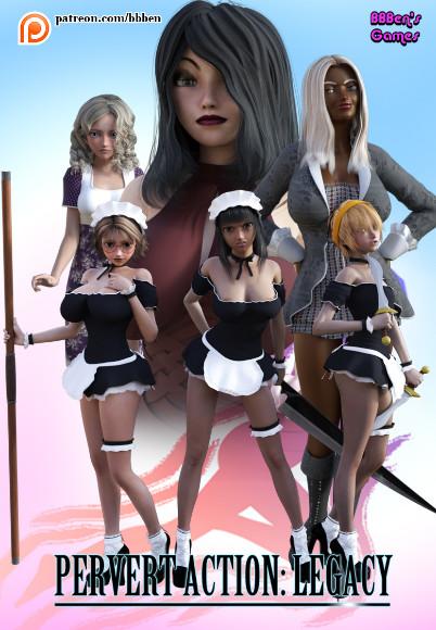 BBBen Games - Pervert Action: Legacy (Alpha) Update Ver.1.13