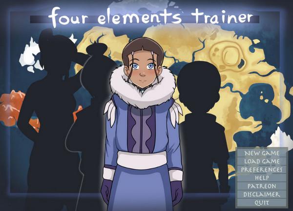 MITY - Four Elements Trainer (InProgress) Ver.0.3