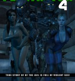 Art by LCTR – Lady & Cop VS Penetrator 4 (Chapter 1-2)