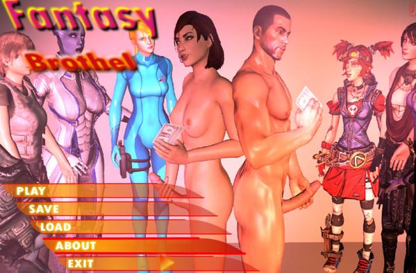 Jeixxi - Fantasy Brothel Ver.1.00