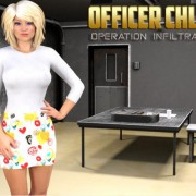 Key - Officer Chloe: Operation Infiltration (InProgress) Update Ver.0.4