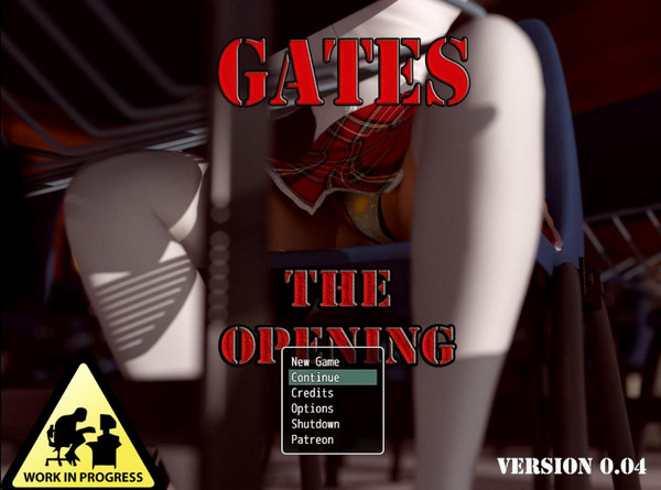 Dede Kusto – Gates The Opening RPG Game (InProgress) Update Ver.0.04