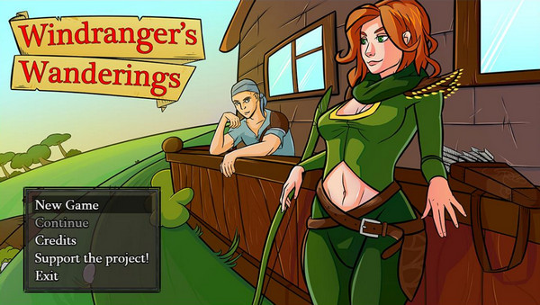 Tit Dang - Windranger's Wanderings (InProgress/Win/Mac) Ver.1.03