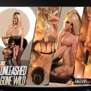 Art by Affect3D - TheDude3DX – Lust Unleashed – Glam Gone Wild