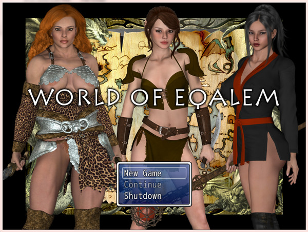 Combin Ation - World of Eqalem (InProgress) Update Ver.4