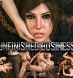 Art by DeTomasso – Unfinished Business