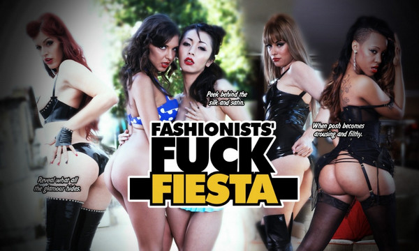 Lifeselector – Fashionists' Fuck Fiesta