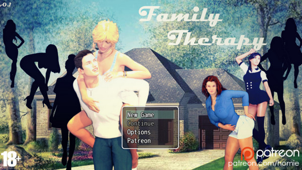 Homie - Family Therapy (InProgress) Update Ver.0.2a