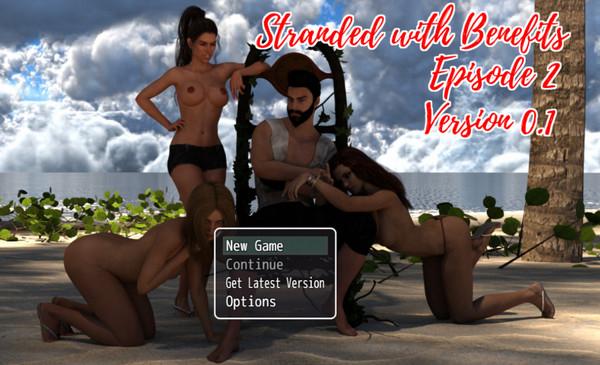 Daniels K - Stranded With Benefits – Episode 2 (InProgress) Update Ver.0.3