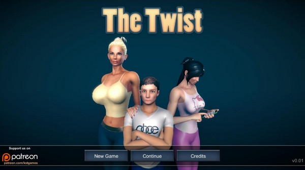 KstGames - The Twist Ver.0.01