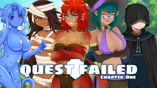 MangaGamer - Quest Failed - Chapter 1
