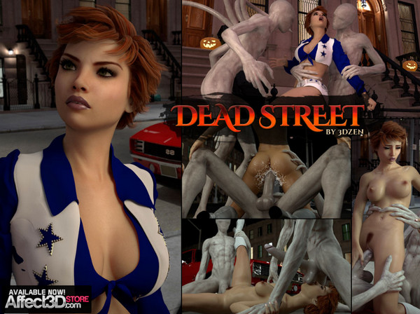 Art by 3DZen – Dead Street