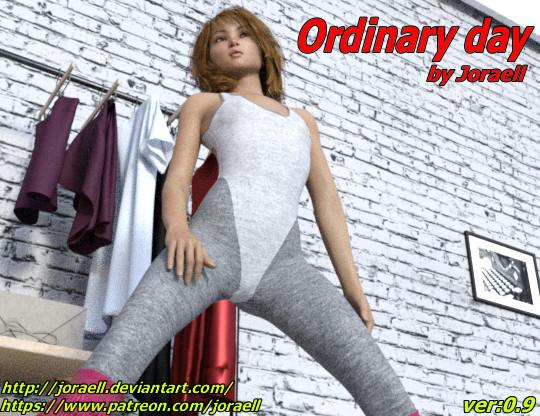 Joraell - Ordinary Day (InProgress) Ver.0.9