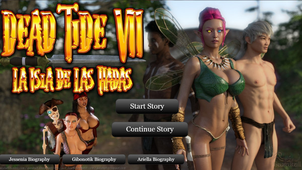 Gazukull - Dead Tide VII - La Isla de las Hadas