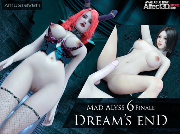 Art by Amusteven – Mad Alyss 6 Finale – Dreams End