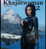 Art by SKComics – Khajitwoman Chapter 2